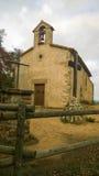 Die Kapelle von Sant Nicolau Lizenzfreies Stockfoto
