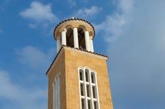 Die Kapelle von St- Georgetempel Stockfotografie