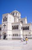 Die Kathedrale in Chersonese Lizenzfreies Stockfoto