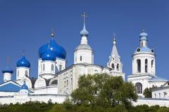 Die Kathedrale der Bogoliubov-Ikone der Mutter des Gottes. Goldener Ring. Russland lizenzfreie stockbilder