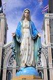 Die Kathedrale der Unbefleckten Empfängnis Lizenzfreie Stockfotografie