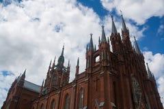 Die Kathedrale der Unbefleckten Empfängnis Stockfoto