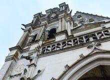 Die Kathedrale des Saint Louis von Blois, Frankreich Stockbild