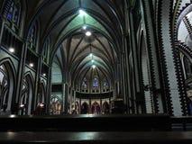 Die Kathedrale Rangun der Heiligen Maria Stockfotos