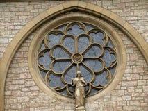 Die Kathedrale in Sarajevo stockfoto