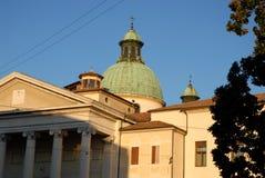 Die Kathedrale in Treviso im Venetien (Italien) Lizenzfreie Stockfotos