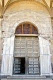 Die Kathedrale von Cefalu Stockbild