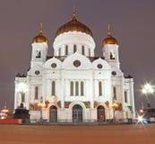 Die Kathedrale von Christ der Retter Stockfotografie