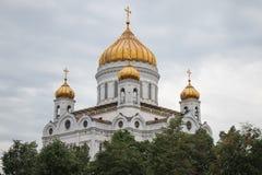 Die Kathedrale von Christ der Retter Stockfoto
