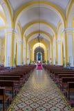 Die Kathedrale von Granada in Nicaragua Lizenzfreies Stockfoto
