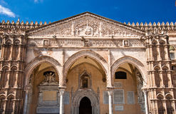 Die Kathedrale von Palermo Stockfotografie