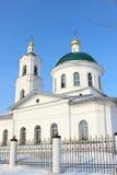 Die Kathedrale von Sankt Nikolaus Lizenzfreie Stockfotografie