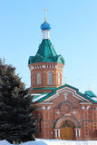 Die Kathedrale von Sankt Nikolaus Stockfotos