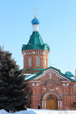 Die Kathedrale von Sankt Nikolaus Lizenzfreie Stockfotos