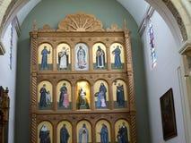 Die Kathedrale von St Francis von Assisi in Santa Fe New Mexiko USA Stockfoto