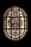 Die Kathedrale von Syrakus Stockbild