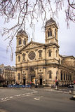 Die Kathedralen-Kirche von St. Francis Xavier, Paris Lizenzfreie Stockfotos