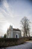 die katholische Kirche Stockfotos