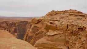 Die Kehre in Arizona 29. M?RZ 2019 besuchen - SEITE, USA - stock video