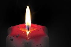 Die Kerze Stockfoto
