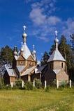 Die Kirche Stockbild