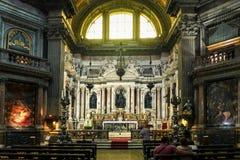 Die Kirche Lizenzfreies Stockbild