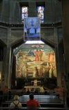 Die Kirche der Ankündigung Stockfotografie