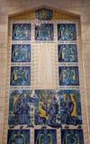 Die Kirche der Ankündigung lizenzfreies stockfoto