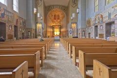 Die Kirche an der Grotte Portland Oregon Lizenzfreies Stockbild