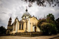 Die Kirche der Heiligen Dreifaltigkeit, Addis Ababa Lizenzfreies Stockbild