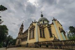 Die Kirche der Heiligen Dreifaltigkeit, Addis Ababa Stockfoto