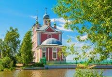 Die Kirche der vierzig Märtyrer stockfoto