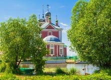 Die Kirche der vierzig Märtyrer von Sebaste stockbilder