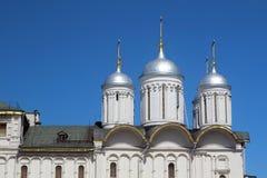 Die Kirche der zwölf Apostel, der Kreml, Moskau Lizenzfreie Stockfotos