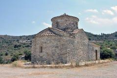 Die Kirche des Erzengels Michael, Lefkara Lizenzfreies Stockbild