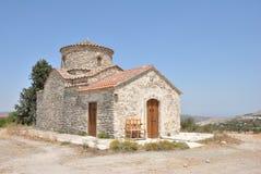 Die Kirche des Erzengels Michael, Lefkara Stockbilder