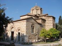 Die Kirche des heiligen Apostels Lizenzfreie Stockfotos
