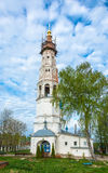Die Kirche des heiligen Erzengels Michael und der bodiless Wirte Stockfoto