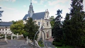 Die Kirche des Heiligen Vincent de Paul Stockfoto