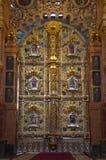 Die Kirche des Retters auf verschüttetem Blut Stockbilder