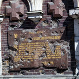 Die Kirche des Retters auf verschüttetem Blut, St Petersburg Lizenzfreie Stockbilder