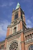Die Kirche Johanneskirche in Dusseldorf Lizenzfreie Stockfotografie
