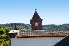 Die Kirche in Machico auf der Insel von Madeira Portugal Lizenzfreie Stockfotografie
