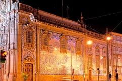 Die Kirche ` s Wand Lizenzfreies Stockfoto