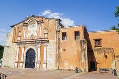 Die Kirche und das Kloster der Dominikaner ist das älteste katholische Gebäude im amerikanischen Kontinent stockbild