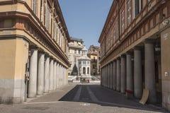 Die Kirche von Acquie Terme, Italien Lizenzfreie Stockfotografie