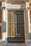 Die Kirche von Bediensteten in Rimini, Italien Lizenzfreies Stockfoto