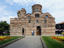 Die Kirche von Christus Pantocrator Lizenzfreie Stockfotografie