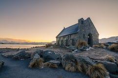 Die Kirche von der gute Hirte lizenzfreie stockfotografie