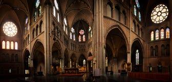 In die Kirche von Eindhoven Stockbilder